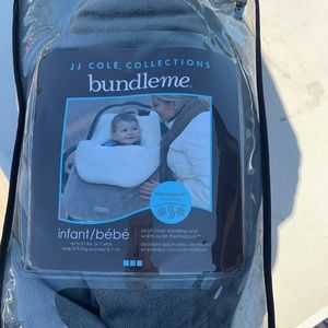 Bundle Me car seat cover